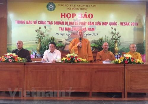 Nhiều hoạt động văn hóa diễn ra tại Đại lễ Phật đản Vesak 2019   - Ảnh 1.