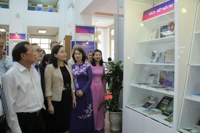 Khai mạc Ngày hội Sách năm 2019 tại Thư viện Quốc gia Việt Nam - Ảnh 3.