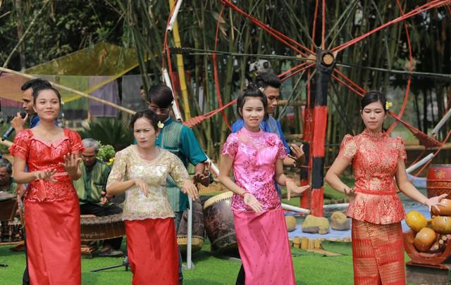 Khai mạc Ngày Văn hóa các dân tộc Việt Nam 2019 - Ảnh 3.