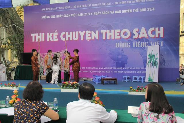 Khai mạc Ngày hội Sách năm 2019 tại Thư viện Quốc gia Việt Nam - Ảnh 4.
