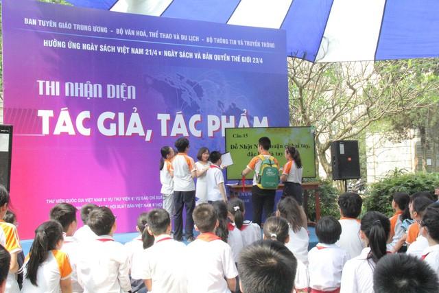 Khai mạc Ngày hội Sách năm 2019 tại Thư viện Quốc gia Việt Nam - Ảnh 5.