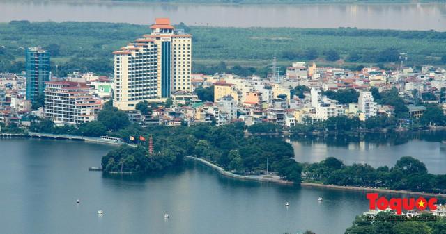 Chùa Trấn Quốc, Việt Nam lọt top những ngôi chùa đẹp nhất thế giới - Ảnh 1.