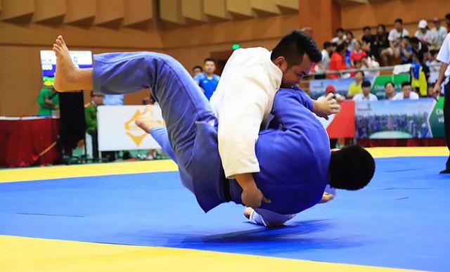 Tổ chức Giải vô địch Judo toàn quốc năm 2019 tại thành phố Đà Nẵng - Ảnh 1.