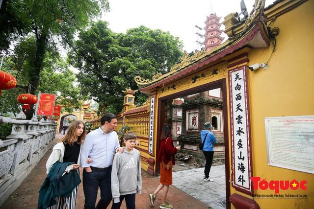 Chùa Trấn Quốc, Việt Nam lọt top những ngôi chùa đẹp nhất thế giới - Ảnh 10.