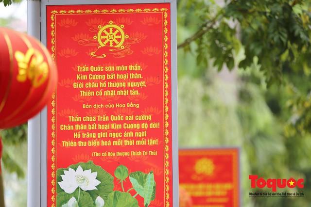 Chùa Trấn Quốc, Việt Nam lọt top những ngôi chùa đẹp nhất thế giới - Ảnh 13.