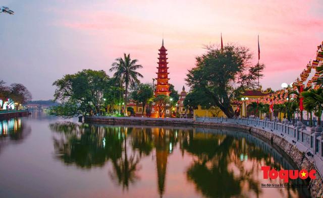 Chùa Trấn Quốc, Việt Nam lọt top những ngôi chùa đẹp nhất thế giới - Ảnh 17.