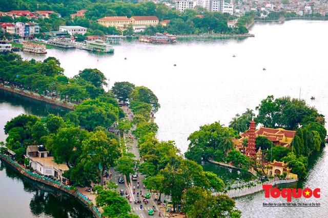 Chùa Trấn Quốc, Việt Nam lọt top những ngôi chùa đẹp nhất thế giới - Ảnh 2.