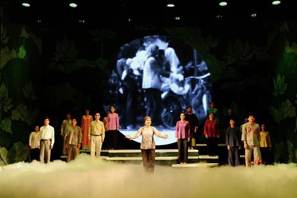 Đoàn Cải lương Long An biểu diễn miễn phí tại Nhà hát VOV - Ảnh 2.