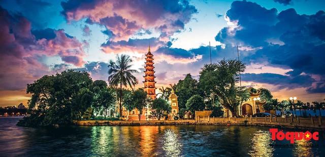 Chùa Trấn Quốc, Việt Nam lọt top những ngôi chùa đẹp nhất thế giới - Ảnh 3.