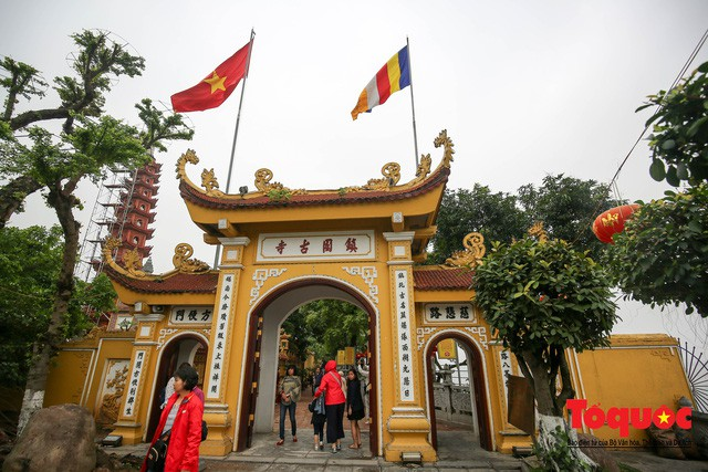 Chùa Trấn Quốc, Việt Nam lọt top những ngôi chùa đẹp nhất thế giới - Ảnh 4.