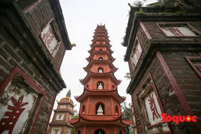 Chùa Trấn Quốc, Việt Nam lọt top những ngôi chùa đẹp nhất thế giới - Ảnh 8.