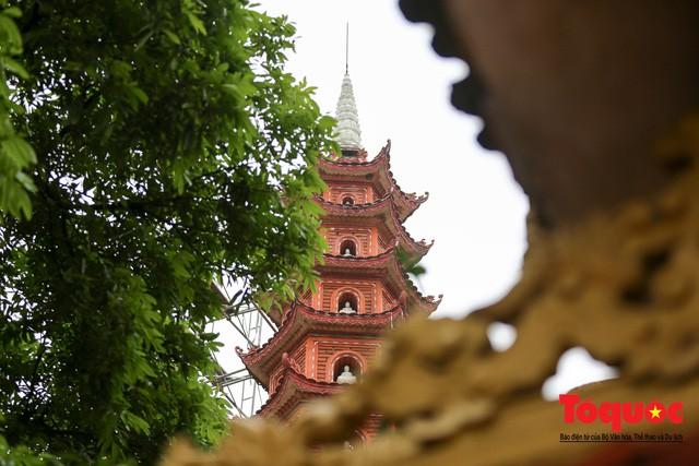 Chùa Trấn Quốc, Việt Nam lọt top những ngôi chùa đẹp nhất thế giới - Ảnh 9.