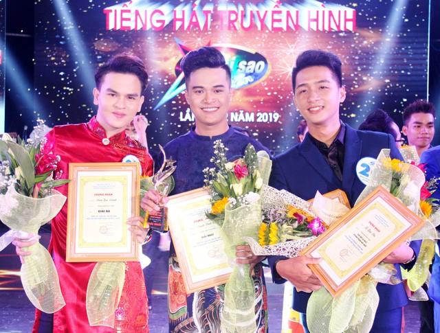 Chung kết cuộc thi Tiếng hát Truyền hình - Ngôi sao biển tỉnh Bình Thuận lần thứ 2 - Ảnh 1.