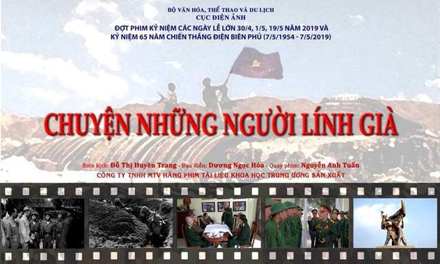 Tổ chức Đợt chiếu phim miễn phí dịp kỷ niệm các ngày lễ lớn - Ảnh 1.