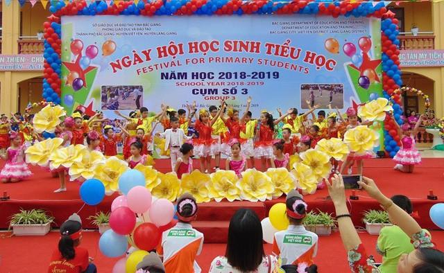 Bắc Giang: Nâng cao hiệu quả tổ chức hoạt động văn hóa văn nghệ, vui chơi giải trí cho trẻ em - Ảnh 1.