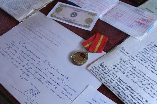Triển lãm Nỗi đau của bạn trong tim tôi, Việt Nam tại Nga - Ảnh 4.