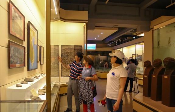 Bảo tàng Lịch sử quốc gia đón hơn 48.000 lượt khách trong Quý I năm 2019 - Ảnh 1.