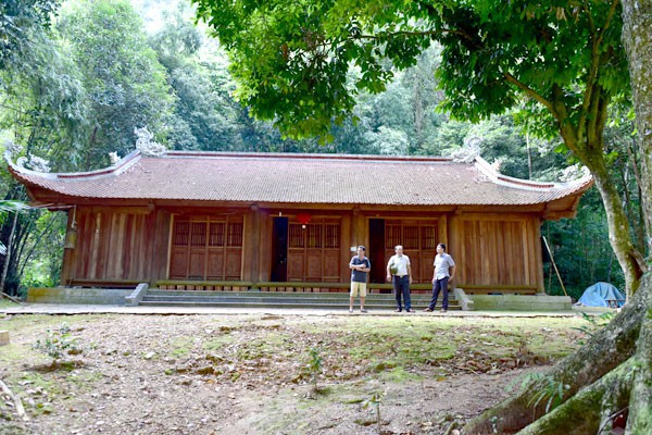 Bộ VHTTDL cấp phép khai quật khảo cổ lần thứ 2 tại di tích chùa Kim Ninh - Ảnh 1.
