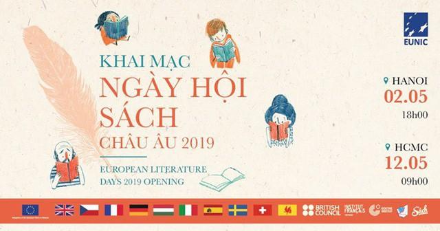 Ngày hội Sách Châu Âu 2019: Điểm hẹn văn hóa sinh động dành cho những người yêu sách Việt Nam - Ảnh 1.