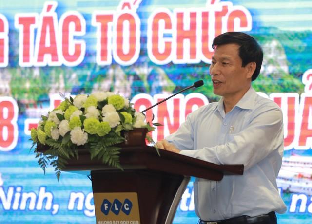 Việc được đăng cai năm du lịch quốc gia 2018 đã giúp Quảng Ninh đạt và vượt 11 chỉ tiêu kinh tế - Ảnh 1.