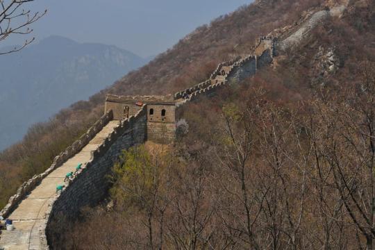 Trung Quốc lên kế hoạch tu sửa khẩn cấp Vạn lý trường thành trong vòng 5 năm tới - Ảnh 1.