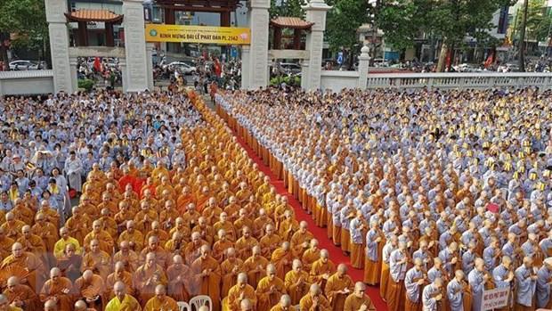 1.500 đại biểu quốc tế sẽ về dự Đại lễ Phật đản Liên hợp quốc Vesak 2019 - Ảnh 1.