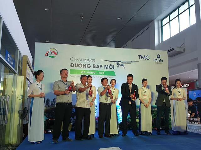 Thừa Thiên Huế khai trương tuyến bay ngắm cảnh Huế - Đà Nẵng - Ảnh 2.
