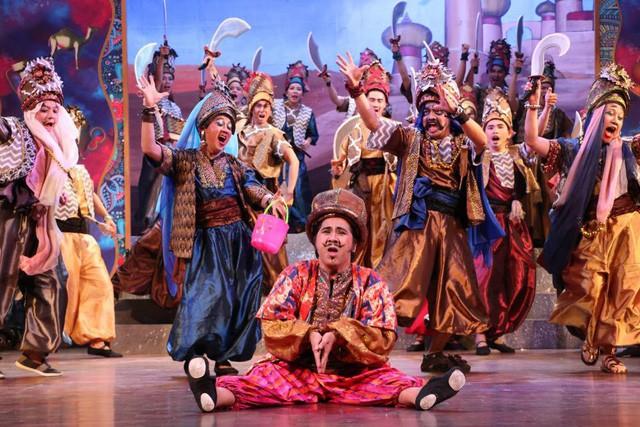 Sân khấu kịch dành cho thiếu nhi, quá hiếm nơi Thủ đô (Bài 1) - Ảnh 1.
