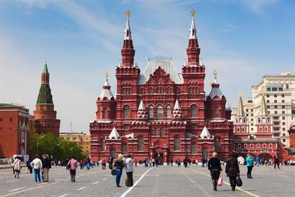 Nga triển khai phổ biến luật cấm xúc phạm biểu tượng quốc gia - Ảnh 1.