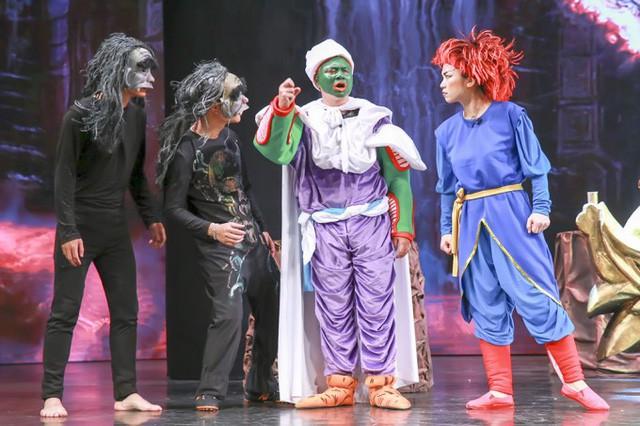 Sân khấu kịch dành cho thiếu nhi, quá hiếm nơi Thủ đô (Bài 1) - Ảnh 2.