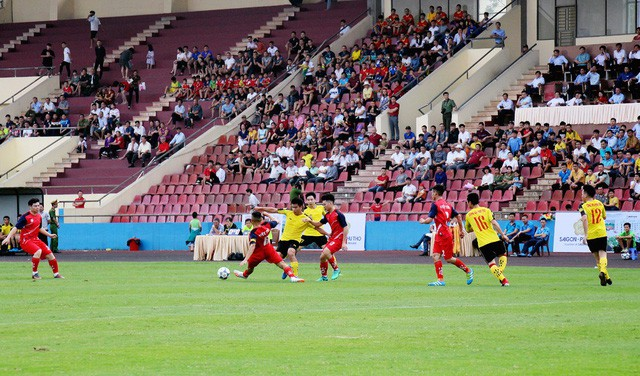 Phú Thọ: Khởi tranh giải Bóng đá nam phong trào Cúp Hùng Vương lần thứ V năm 2019 - Ảnh 1.