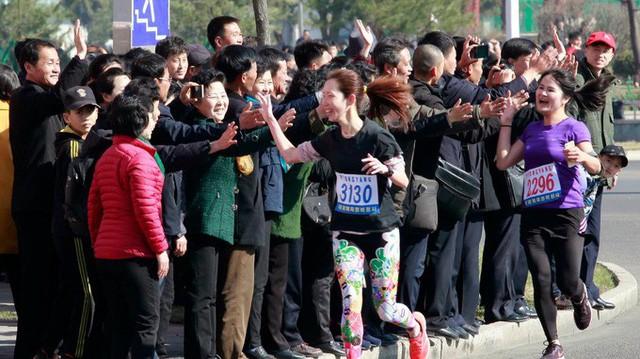 Du khách tăng vọt: Triều Tiên nóng hổi sự kiện thể thao hoành tráng - Ảnh 2.