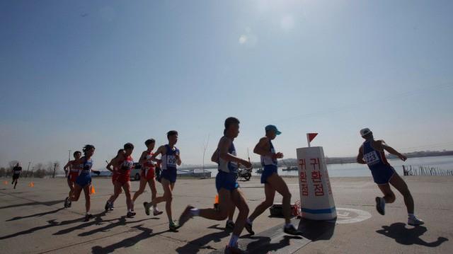 Du khách tăng vọt: Triều Tiên nóng hổi sự kiện thể thao hoành tráng - Ảnh 3.