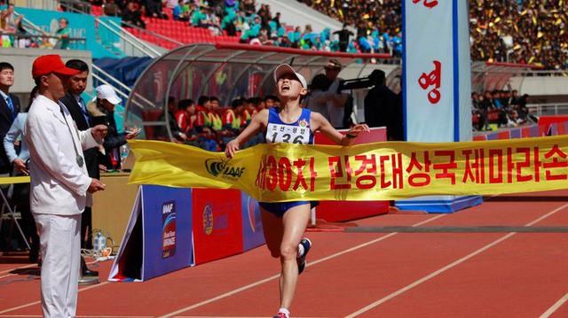 Du khách tăng vọt: Triều Tiên nóng hổi sự kiện thể thao hoành tráng - Ảnh 5.