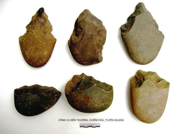 Phát hiện nhiều di tích văn hóa của người nguyên thủy tại Tuyên Quang - Ảnh 1.