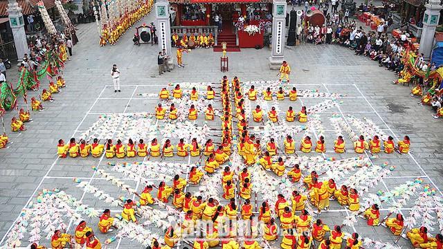 Nam Định: Huy động các nguồn lực bảo tồn, tôn tạo các di tích lịch sử - văn hóa - Ảnh 1.