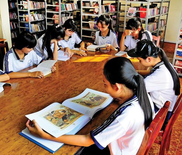 Cà Mau: Tăng cường quản lý nhà nước đối với hệ thống thư viện công cộng - Ảnh 1.