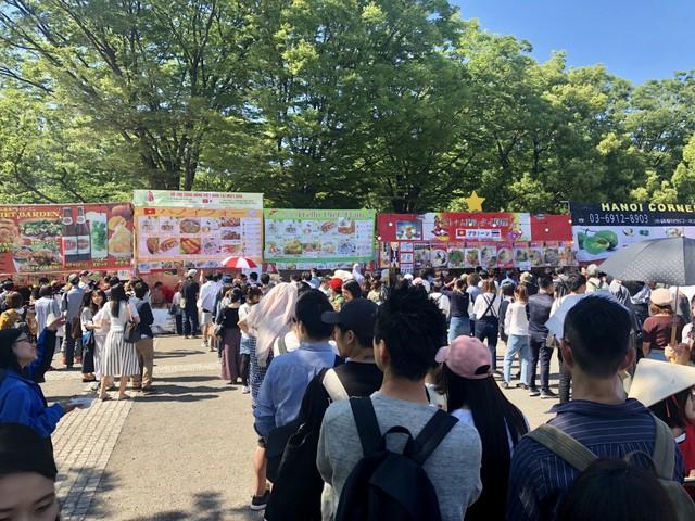 Tổ chức Lễ hội Việt Nam tại Nhật Bản 2019  - Ảnh 1.