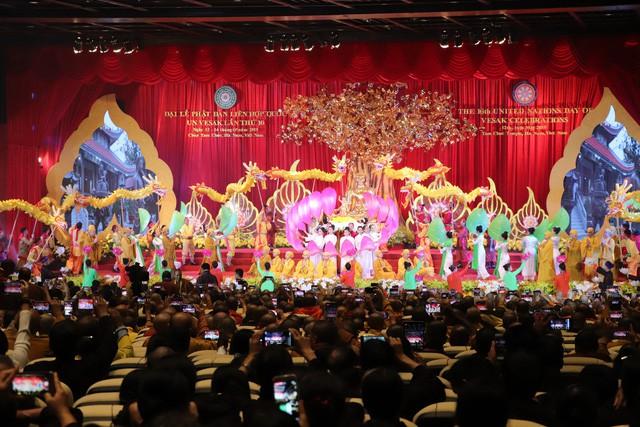 Bế mạc Đại lễ Phật đản Liên hợp quốc Vesak 2019 - Ảnh 4.