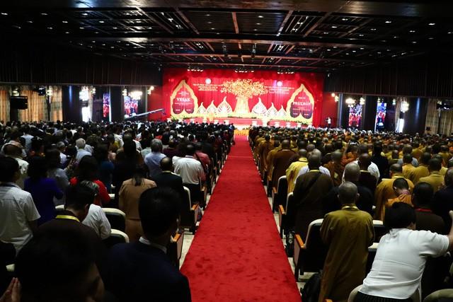 Bế mạc Đại lễ Phật đản Liên hợp quốc Vesak 2019 - Ảnh 6.