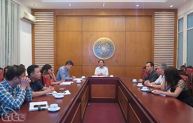Tổng cục du lịch tiếp Viện Nghiên cứu Khoa học và Giáo dục Đông Nam Á  - Ảnh 1.
