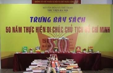 Tổ chức các hoạt động kỷ niệm 50 năm thực hiện Di chúc của Chủ tịch Hồ Chí Minh - Ảnh 1.