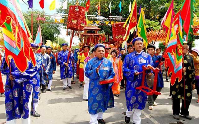 Khai mạc Lễ hội Kỳ Yên Thượng Điền đình Bình Thủy tại Cần Thơ - Ảnh 1.