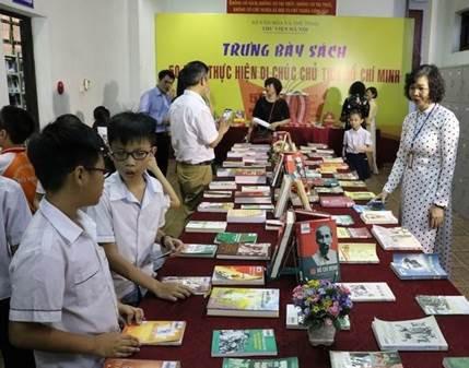 Tổ chức các hoạt động kỷ niệm 50 năm thực hiện Di chúc của Chủ tịch Hồ Chí Minh - Ảnh 2.