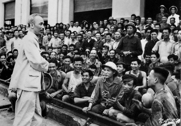 Học tập tư tưởng, đạo đức, phong cách của Chủ tịch Hồ Chí Minh trong tác phẩm Sửa đổi lối làm việc - Ảnh 1.