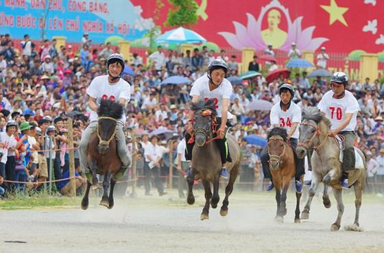 Festival Vó ngựa cao nguyên trắng Bắc Hà - Ảnh 1.