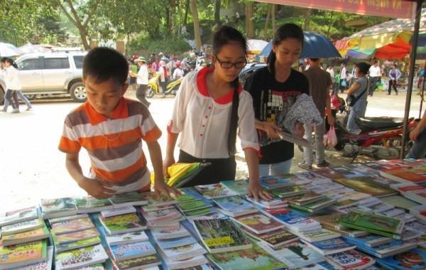 Cao Bằng: Xây dựng văn hóa đọc trong giới trẻ - Ảnh 1.