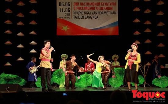 Văn hóa Việt sẵn sàng tỏa sáng trong lòng nước Nga - Ảnh 2.