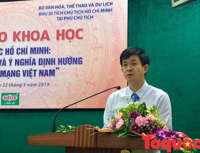 Hội thảo khoa học Di chúc Hồ Chí Minh: Giá trị lịch sử và ý nghĩa định hướng cho cách mạng Việt Nam - Ảnh 1.