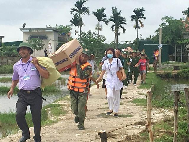 Thanh Hóa tổ chức Tuần lễ Quốc gia phòng, chống thiên tai năm 2019 - Ảnh 1.